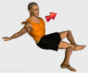 Estiramiento (stretching, streching) recomendado para:  ciclismo,  artes Marciales,  piernas,  dormir.